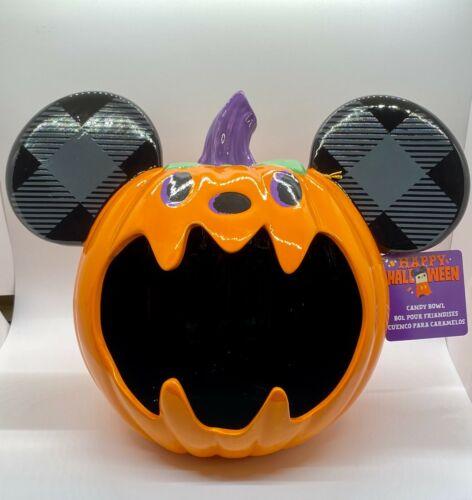 Disney MICKEY MOUSE PUMPKIN Jack-o