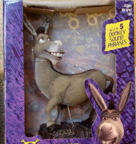 Vintage 2001 Donkey with 5 Donkey Sound Phrases - Never Opened!