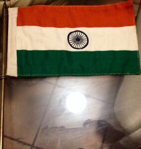 Indian flag from emporium brand new