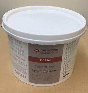 Karndean Acrylic Adhesive 2.5 Litres/Flooring Adhesive/Karndean Products