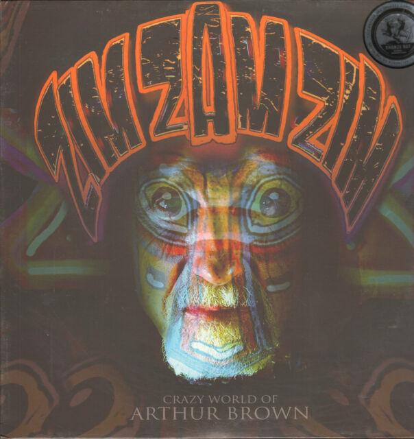 CRAZY WORLD OF ARTHUR BROWN - Zim Zam Zim   LP + Download  !!! NEU !!!