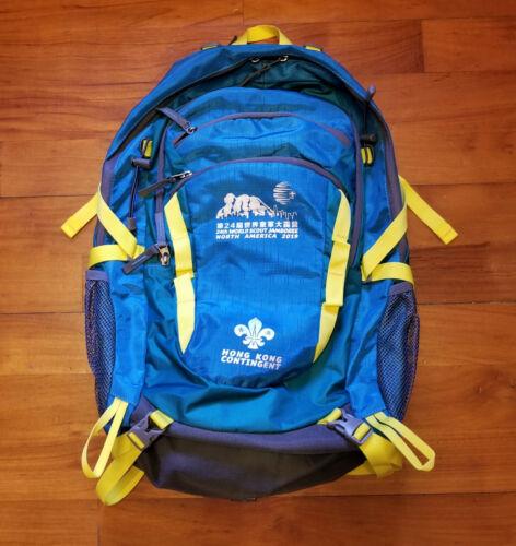 24th World Scout Jamboree 2019 Hong Kong Contingent Backpack