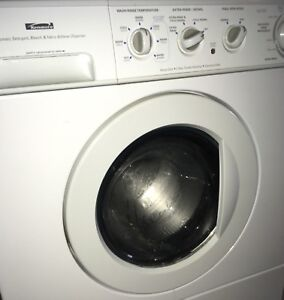Kenmore front load washer for parts or repair