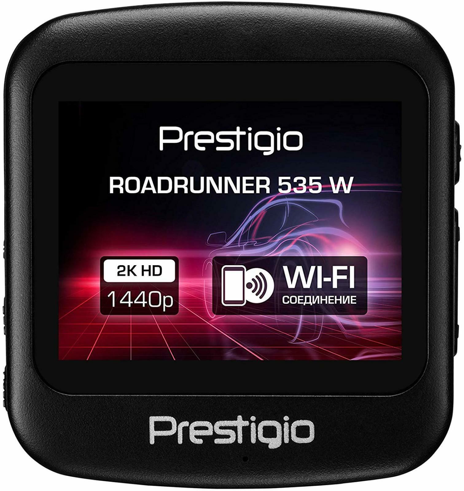 Details about Prestigio Car Dash Cam 2K 1440 P with BultIn Wifi Night  Vision 535W Black 2 Inch
