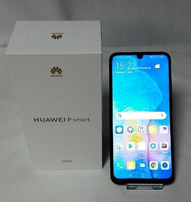 Huawei P smart (2019) POT-LX2J - 64GB - Midnight Black (Unlocked)