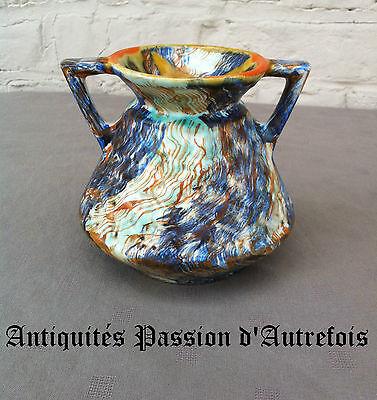 B20130736 - Petit vase en céramique Belge - Très bon état