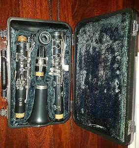 Clarinet - Yamaha 250 Bb with 4C mouth piece and Ashton stand Mount Claremont Nedlands Area Preview