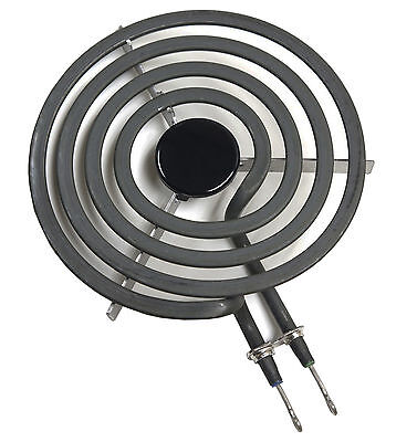 """Whirlpool Replacement 8/6"""" Burner Heat Element for Electric"""
