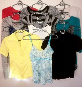 Women's Small 12pc Lot #21