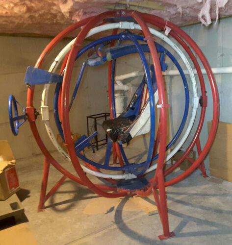 Spaceball Human Gyroscope