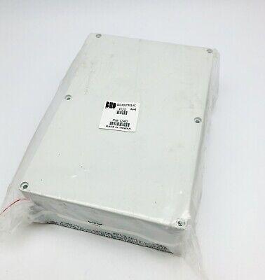 Bud Industries Pn-1340 Plastic Box Gray