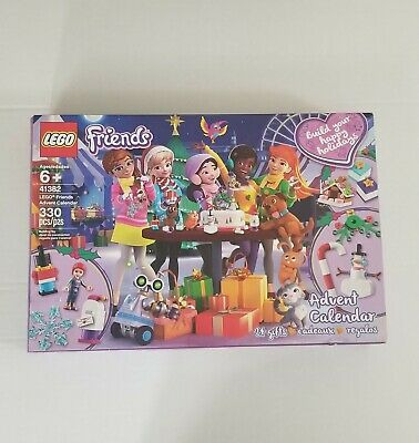 LEGO Friends - Lego Friends Advent Calendar - 41382 - USED - 100% complete