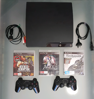 Play Station, Surround Sound and Guitar Bundle