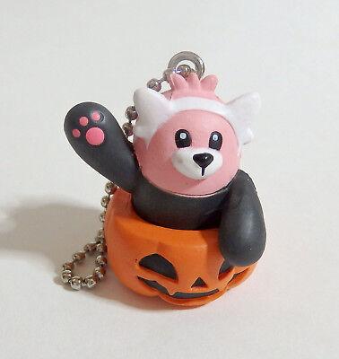 Capsule Toy Pokemon Sun and Moon Bewear Halloween keyring TAKARA TOMY Japan - Sun And Moon Halloween