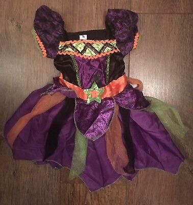 GIRLS AGE 9-12M HALLOWEEN FANCY DRESS AUTUMN/PARTY/HOLIDAY/WITCH/XMAS/CELEB/GYM  - Halloween Celeb