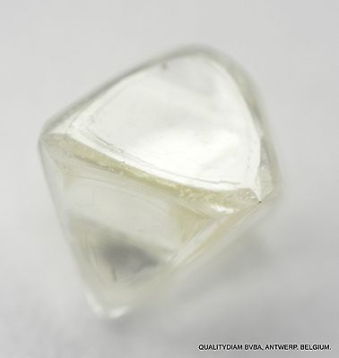 I VS1 BEAUTIFUL OCTAHEDRON RECENTLY MINED NATURAL DIAMOND UNCUT ROUGH DIAMOND