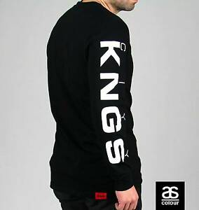 "STREETWEAR APPAREL:  ROIALLE ""CITY KNGS"" East Hills Bankstown Area Preview"