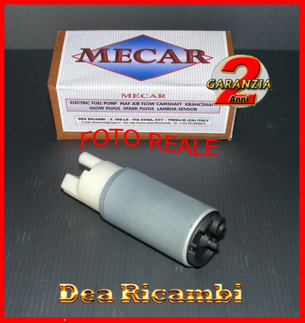 4120 Elektropumpe Benzin OPEL ZAFIRA 1600 1.6 16V kw 74 von 99 al 2005
