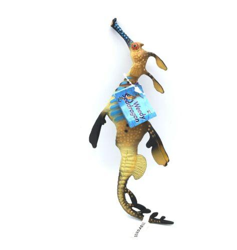 Safari Ltd WEEDY SEADRAGON Sea Dragon Marine Animal Figure 1998 w/Tag