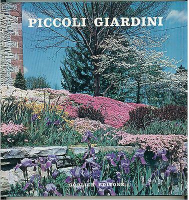 MAGRINI GIGLIOLA PELUZZI GIULIO PICCOLI GIARDINI GORLICH 1966 ARCHITETTURA