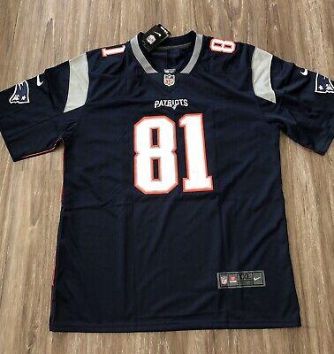 Aaron Hernandez 2XL NWT New England Patriots Jersey