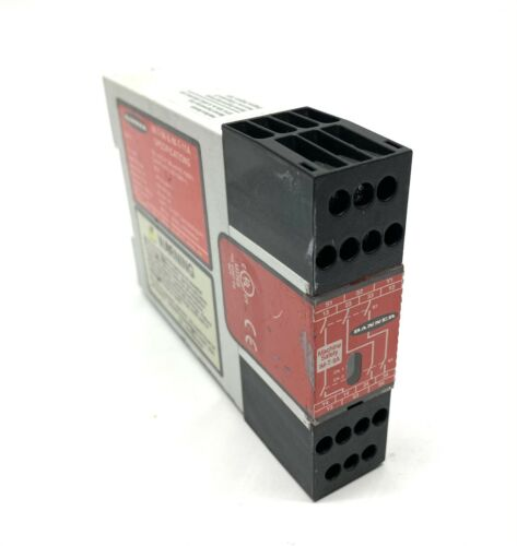 Banner IM-T-9A & IM-T-11A Interface Module Safety Relay