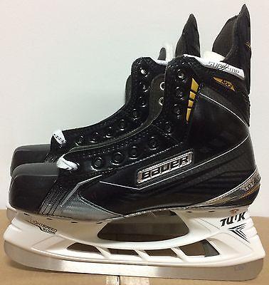 Bauer Supreme MX3 Mens Pro Stock Hockey Skates Size 7.5 (7 1/2) E 5713