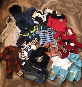 Baby boys 0-6 month clothing lot BRAND NAME CLOTHING