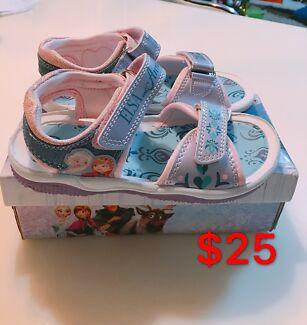 Frozen Elsa kid sandals