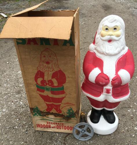 Empire Blowmold Santa Claus 32