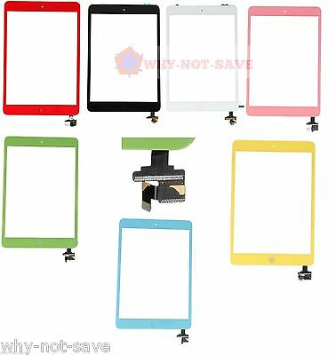 Touch Screen Glass Digitizer Replacement Part With Ic Fle...