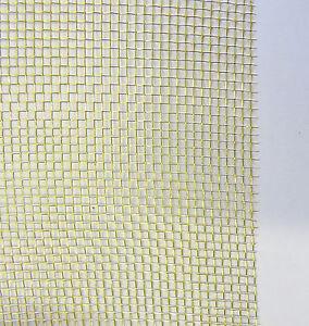Drahtgewebe, Siebgewebe, Gewebe, W 1,4 mm, D 0,25 mm, Messing, 29,50 Euro/lfdm