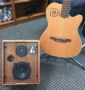 Godin Multiac Encore/Ampli Acoustic Solutions