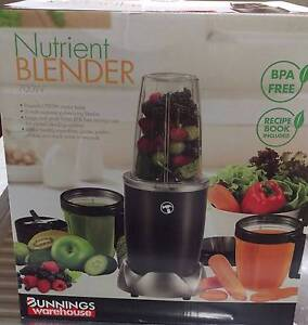 Brand New 700W Bunnings Nutrient Blender Similar to Nutribullet Modbury Tea Tree Gully Area Preview