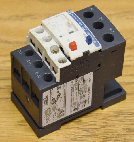 TELEMECHANIQUE Schneider Electric LRD-06 Overload Relay
