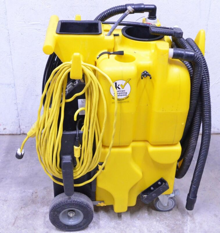 Kaivac 1750 Electric Surface Cleaning Machine Bathroom Vacuum Sprayer