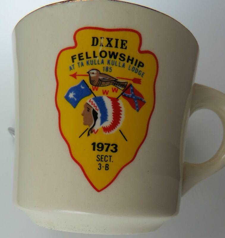 Atta Kulla Kulla 185 1973 Dixie Fellowship Section 3B Mug [MUG-1064]