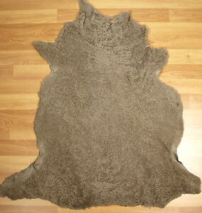 schaffell geschoren felle basteln teppich vorleger n hen. Black Bedroom Furniture Sets. Home Design Ideas