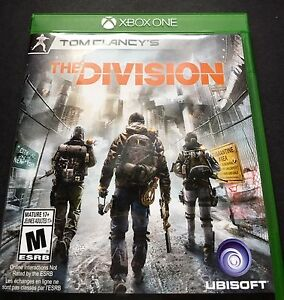 SUPER JEU DE GUERRE EN LIGNE TOM CLANCY'S THE DIVISION X-BOX ONE