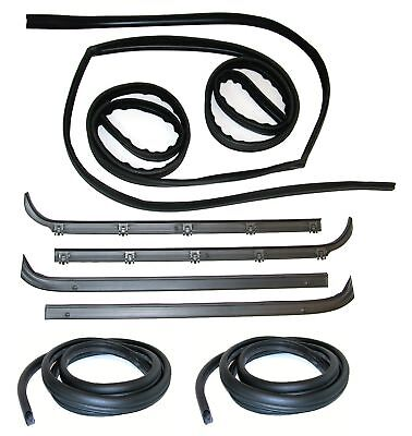 Fairchild Industries Belt Weatherstrip- Window Channel- Door Seal Kit KF1001-8 for sale  Shipping to Canada