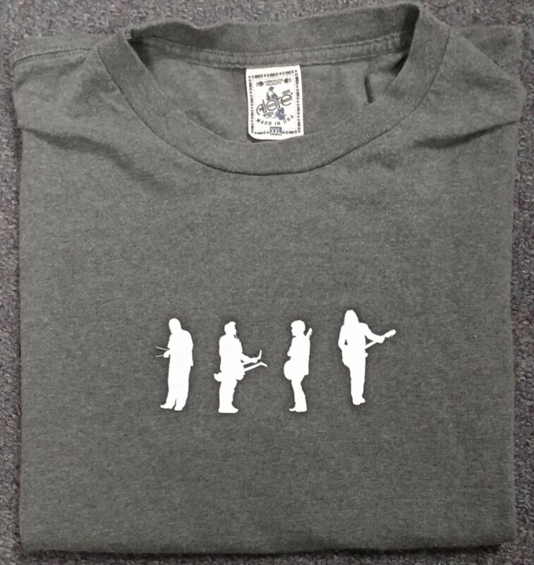CHEAP TRICK Double-Sided T-SHIRT Gray XL