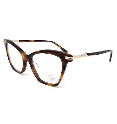MCM Eyeglasses MCM2661 214 Havana Butterfly Women 52x17x140