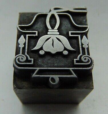 Printing Letterpress Printers Block All Metal Cool Design