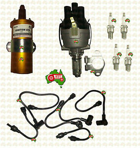 Ignition Kit For MASSEY FERGUSON Tractor TE20 TEA20 TED20 35 135 Complete