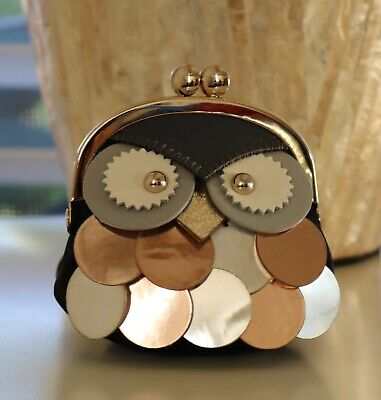 New Kate Spade New York Wise Owl Coin Purse Rare