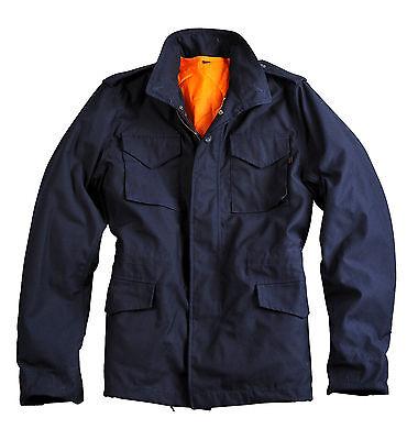 Details zu Alpha Industries M 65 Heritage Jacke Parka Winterjacke Feldjacke Vintage M65