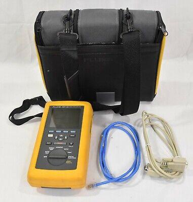 Fluke Dsp-100 Lan Cable Meter No Ac Adapter