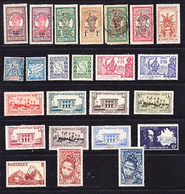 Martinique.  useful small selection   L6139