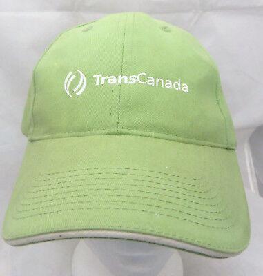 Transcanada Baseball Cap Hat Adjustable V