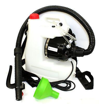 12L 1200W Electric ULV Mist Blower Sprayer Sanitation Disinfection Pest Control
